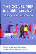 consumer in public services