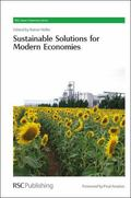 Sustainable Solutions for Modern Economies (RSC Green Chemistry Series)