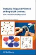 Inorganic Rings and Polymers of the p-Block Elements: From Fundamentals to Applications