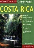 Costa Rica Travel Atlas (Globetrotter Travel Atlas)