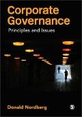 Corporate Governance : Principles and Issues