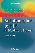 Introduction to PHP for Scientists and Engineers: Beyond JavaScript