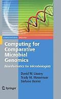 Computing for Comparative Microbial Genomics: Bioinformatics for Microbiologists, Vol. 8
