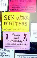 Sex Work Matters: Power and Intimacy in the Global Sex Industry