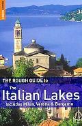 Rough Guide Italian Lakes: Includes Milan, Verona and Bergamo