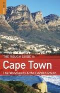The Rough Guide to Cape Town, The Winelands & The Garden Route (Rough Guides)