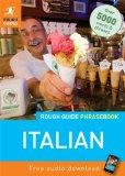 Rough Guide Italian Phrasebook (Rough Guide Phrasebooks)