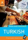 Rough Guide Turkish Phrasebook (Rough Guide Phrasebooks)
