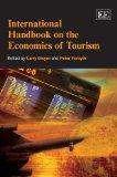 International Handbook on the Economics of Tourism (Elgar Original Reference)