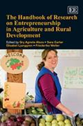 Handbook of Research on Entrepreneurship in Agriculture and Rural Development