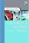 Travellers Ontario & Quebec, 2nd (Travellers - Thomas Cook)