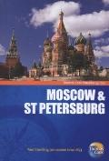 Traveller Guides Moscow & St. Petersburg, 4th (Travellers - Thomas Cook)
