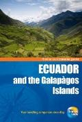 Traveller Guides Ecuador & the Galapagos Islands, 2nd (Travellers - Thomas Cook)
