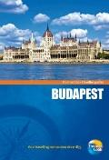 Traveller Guides Budapest, 4th (Travellers - Thomas Cook)