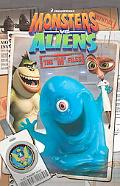 Monsters Vs. Aliens: The M Files