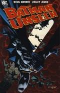 Unseen. Doug Moench (Batman)
