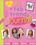 Pretty Fabulous Fab Friends Journal