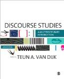 Discourse Studies: A Multidisciplinary Introduction