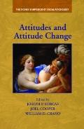 Attitudes and Attitude Change: An Introductory Overview (Sydney Symposium in Social Psychology)