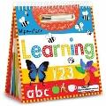 Wipe Clean Learning - Easel Book (Carry Me)