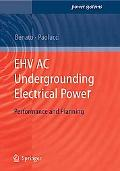 EHV AC Undergrounding Electrical Power: Performance and Planning (Power Systems)