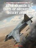 AV-8B Harrier II Units of Operation Desert Storm (Combat Aircraft)
