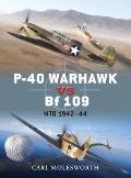 P-40 vs Bf 109 : Mto 1941-43