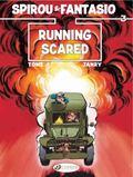 Running Scared : Spirou and Fantasio Vol. 3