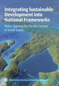 Integrating Sustainable Development into National Frameworks: Policy Approaches for Key Sect...