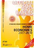 Home Economics Standard Grade (G/C) SQA Past Papers 2010