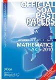 Maths Units 1, 2 and Applications Intermediate 1 SQA Past Papers 2010