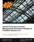 Oracle Primavera Contract Management BI Version 14
