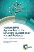 Modern NMR Approaches for the Structure Elucidation of Natural Products : Volume 1