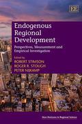 Endogenous Regional Development : Perspectives, Measurement and Empirical Investigation