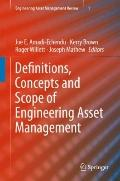 Definitions, Concepts and Scope of Engineering Asset Management (Engineering Asset Managemen...