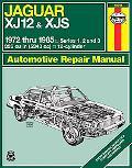 Jaguar 12-Cylinder Automotive Repair Manual