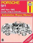 Porsche 911 Automotive Repair Manual