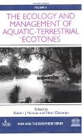 Ecology and Management of Aquatic-Terrestrial Ecotones
