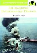 International Environmental Disputes A Reference Handbook
