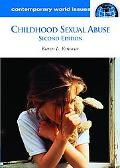 Childhood Sexual Abuse A Reference Handbook