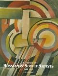Dictionary of Russian and Soviet Artists 1420-1970