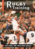 Rugby Training Includes 100 Practice Drills