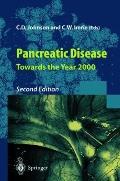 Pancreatic Disease: Towards the Year 2000 - C. D. Johnson - Hardcover