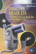 Using the Meade Etx 100 Objects You Can Really See With the Mighty Etx
