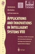 Applications and Innovations in Intelligent Systems VIII Proceedings of Es2000, the Twentiet...
