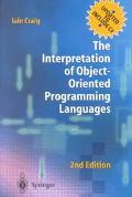 Interpretation of Object-Oriented Programming Languages