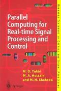 Parallel Computing for Real-Time Signal Processing and Control