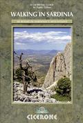 Walking in Sardinia : 50 walks in Sardinia's Mountains