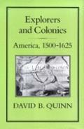 Explorers and Colonies America, 1500-1625