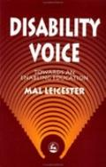 Disability Voice Towards an Enabling Education